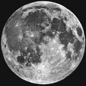 hubble-moon