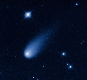 ISON comet