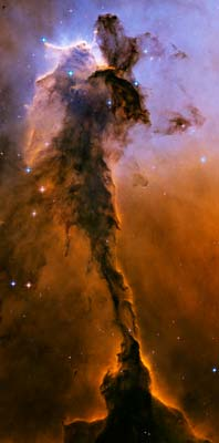 eagle nebula tall