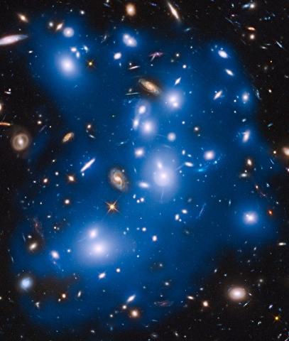 Pandoras Cluster